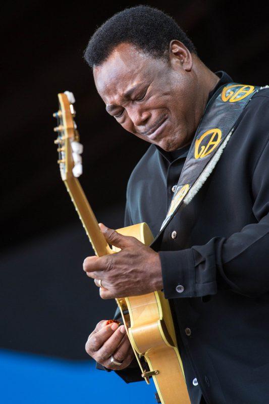 George Benson, Monterey Jazz Festival 2013