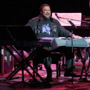 George Duke at Freihofer Jazz Festival at Saratoga Springs image 0