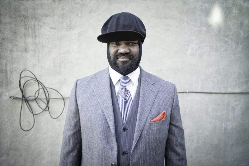 Gregory Porter (photo by Shawn Peters)