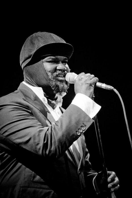 Vocalist gregory porter announces fall tour jazztimes - Gregory porter concert france ...