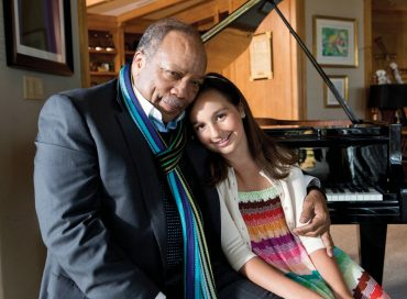 Quincy Jones Announces Plans to Create Streaming Video Platform for Jazz & Beyond