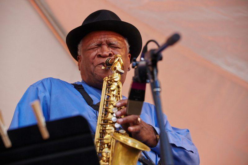 Bobby Watson, BeanTown Jazz Festival 2013