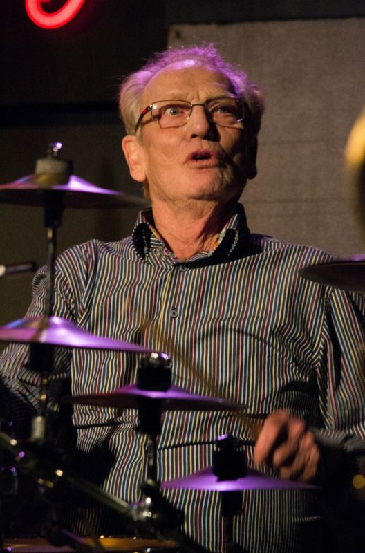 Ginger Baker, Iridium, NYC 10-13
