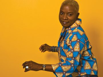"Angelique Kidjo to Release New Album, ""Eve,"" in January"