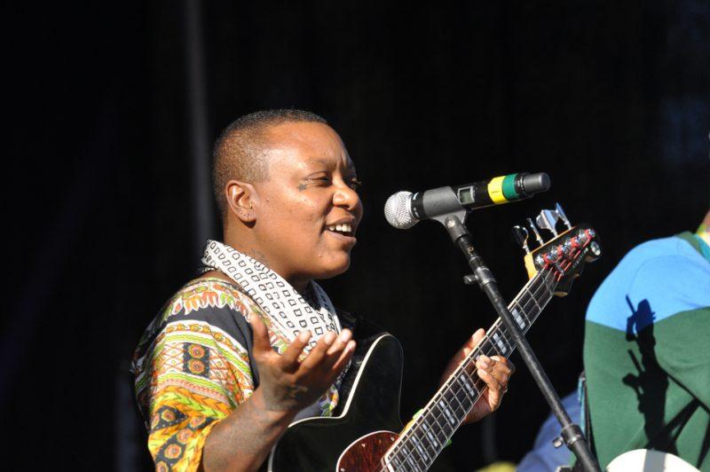 Meshell Ndegeocello, BeanTown Jazz Festival 2013