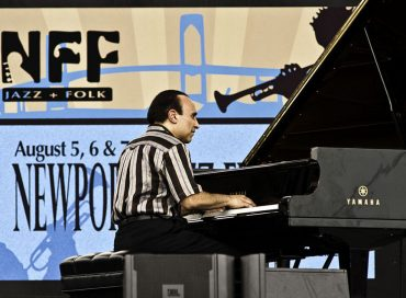 Michel Camilo on George Wein & the Newport Jazz Festival