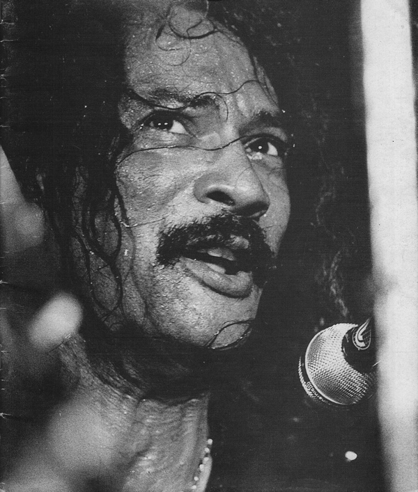 Ronald Shannon Jackson in 1989