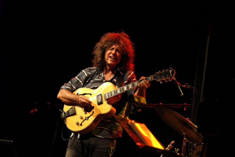 Pat Metheny, Belgrade Jazz Festival, Oct. 2011