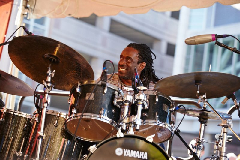 Will Calhoun, BeanTown Jazz Festival 2013