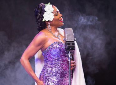 Review: Dee Dee Bridgewater as Billie Holiday