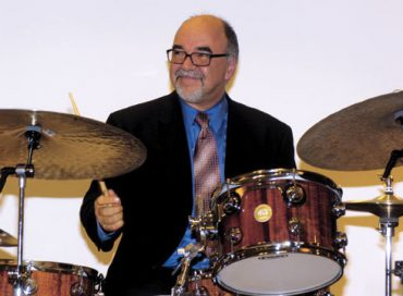 Jimmy Cobb & Peter Erskine On Ride Cymbals