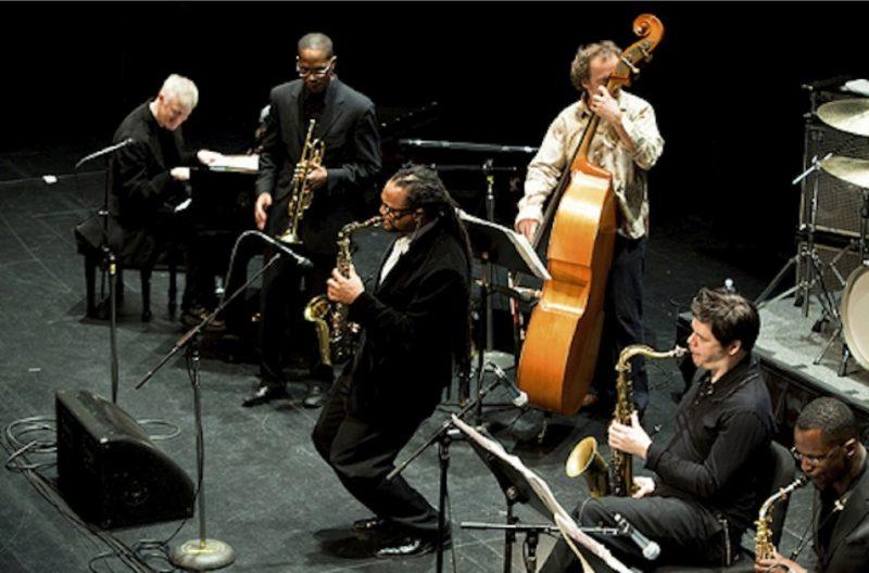 Craig Handy performing with Mingus Big Band at Portland Jazz Festival