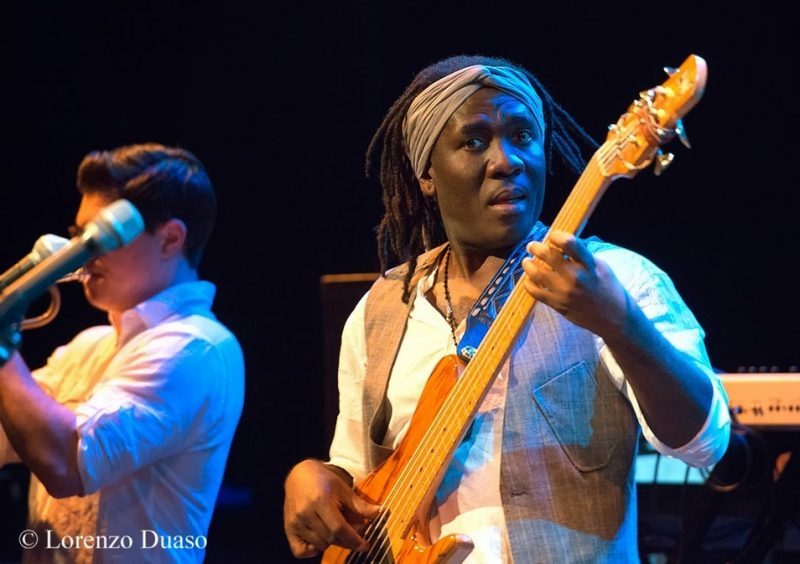 Richard Bona, 2013 Barcelona Voll-Damm International Jazz Festival