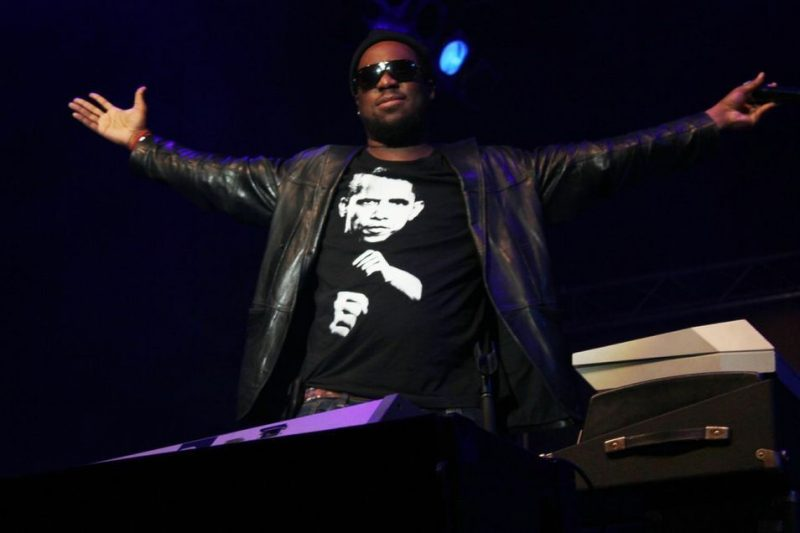 Robert Glasper, 2013 Cape Town International Jazz Festival