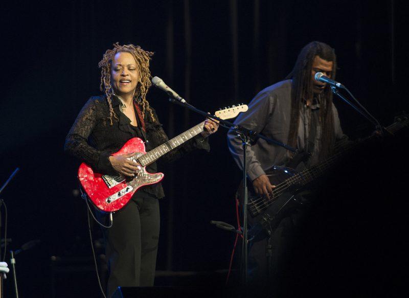 Cassandra WIlson, Belgrade Jazz Festival 2013