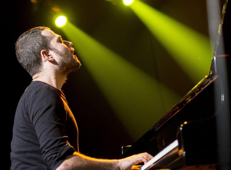 Giovanni Guidi, Belgrade Jazz Festival 2013