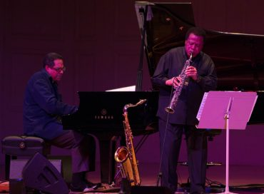 Concert Review: Wayne Shorter Quartet at Symphony Hall, Boston