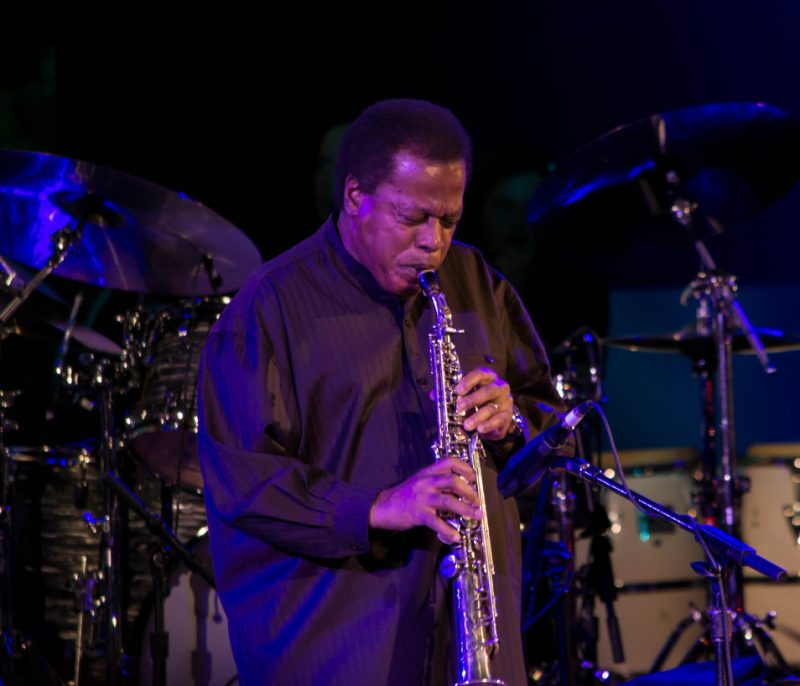 Wayne Shorter, International Jazz Day, UN, NYC, 4-12