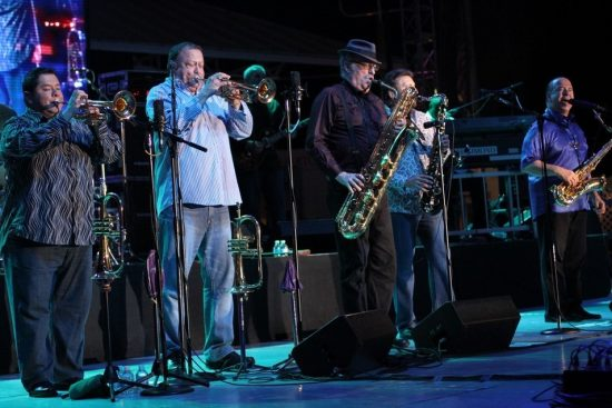 Tower of Power in performance at the 2013 Clearwater Jazz Holiday image 0