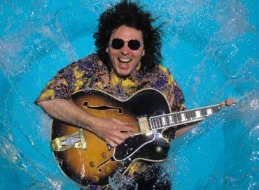 "Guitarist Grant Geissman Pens Bio of ""Mad Magazine"" Editor"