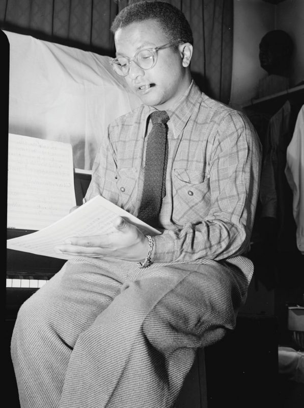 Billy Strayhorn, 1940s