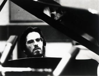 Bill Evans at the piano