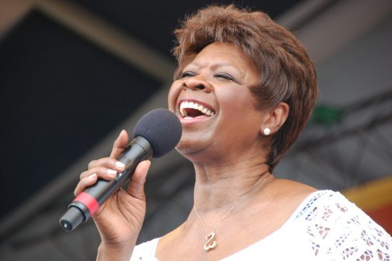 Irma Thomas at 2011 New Orleans Jazz & Heritage Festival image 0