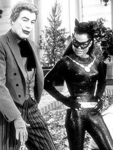 Eartha Kitt as Catwoman, circa 1967