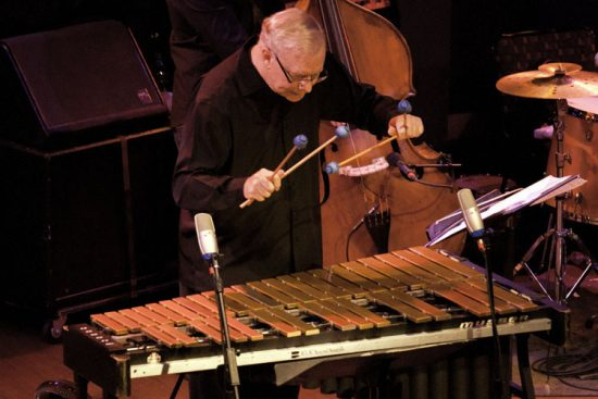 Gary Burton in performance at World Cafe Live in Philadelphia image 0