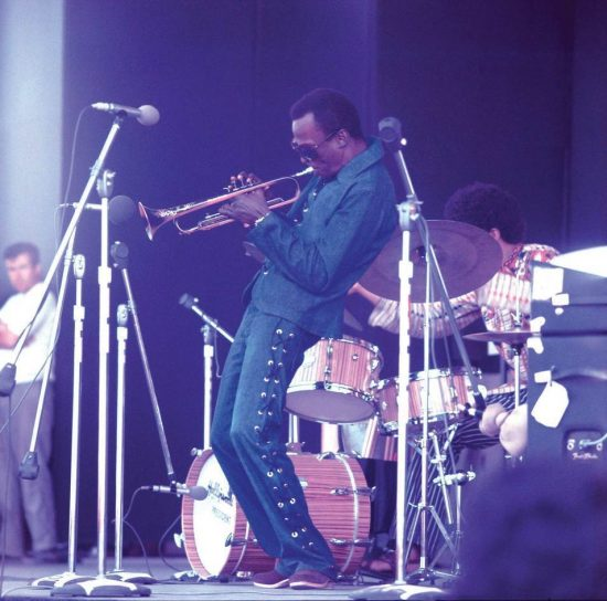 Miles Davis circa 1970 image 0
