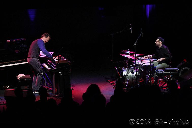 Mehliana (Brad Mehldau & Mark Guiliana) @ Highline Ballroom, NYC, 1/22/14