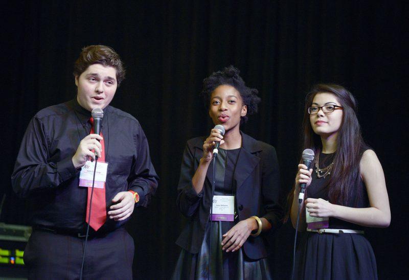 Booker T. Washington Vocal Jazz Ensemble, JEN Conference, Dallas 2014