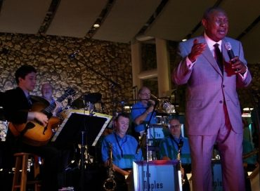 Concert Review: Freddy Cole in Naples, Florida