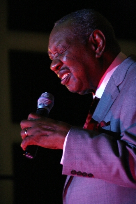 Freddy Cole, Naples, Florida, Jan. 2014