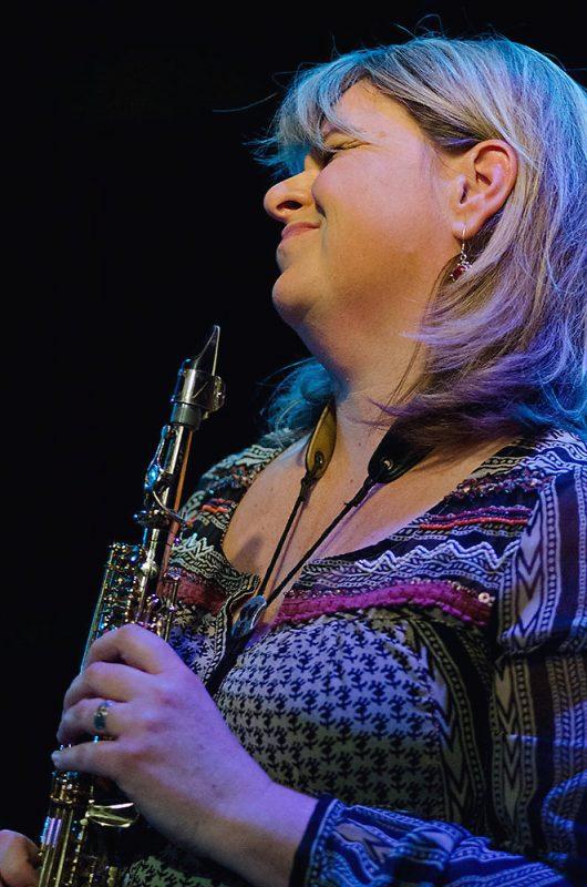 Christine Jensen, Ottawa JazzFest Winter Series, 2-14