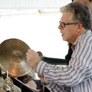 Matt Wilson at 2010 CareFusion Newport Jazz Festival image 0