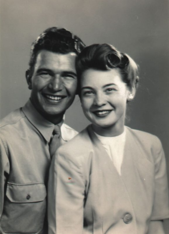 Dave and Iola Brubeck