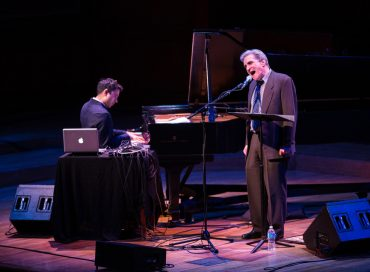 Concert Review: Vijay Iyer Trio with Special Guest Robert Pinsky/PoemJazz