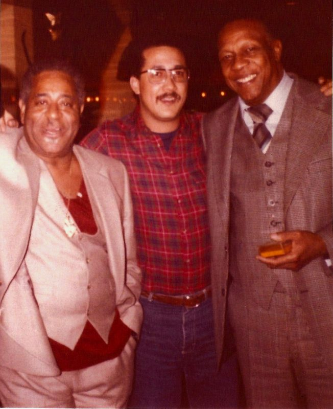 Dizzy Gillespie, Paquito D'Rivera, Bebo Valdes, Stockholm, 1981