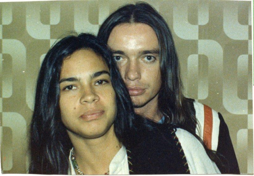 Jaco and Ingrid Pastorius