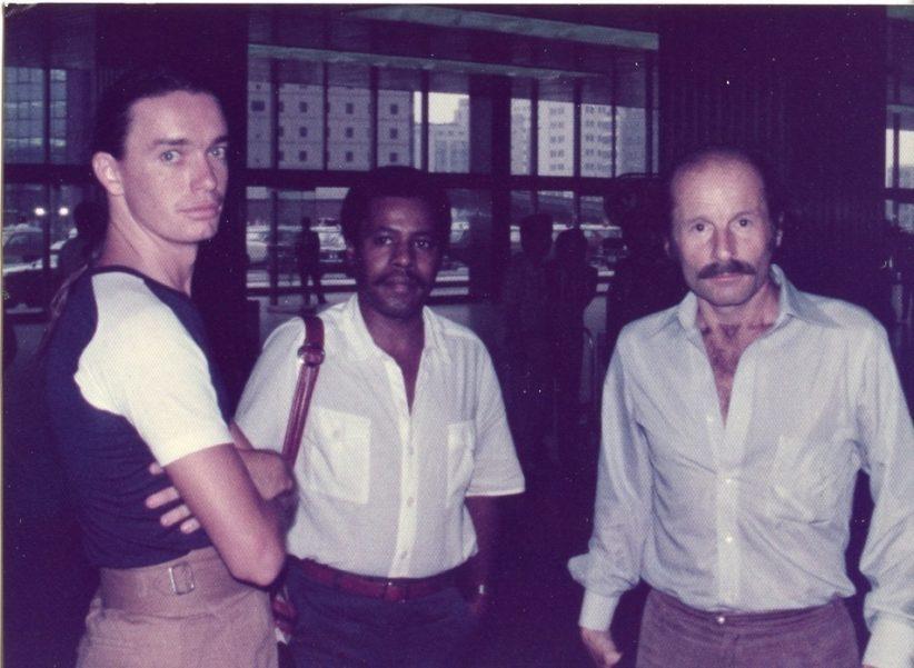 Jaco Pastorius, Wayne Shorter & Joe Zawinul, 1978