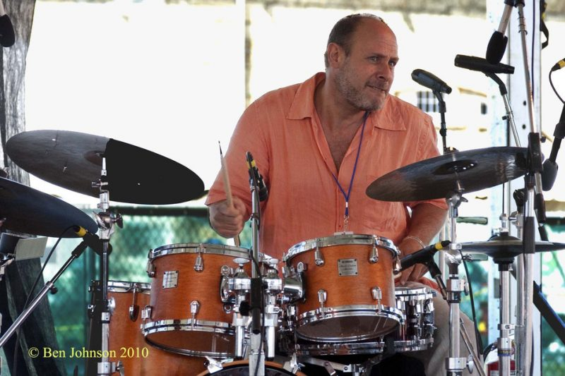 Jeff Ballard at CareFusion Newport Jazz Festival