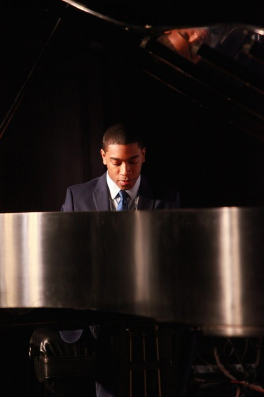 Christian Sands, Savannah Music Festival 2014