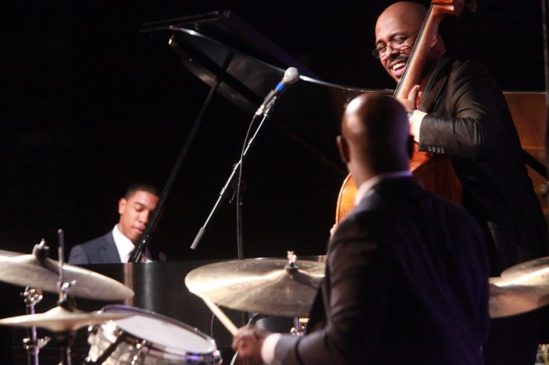 Christian McBride Trio, Savannah Music Festival 2014
