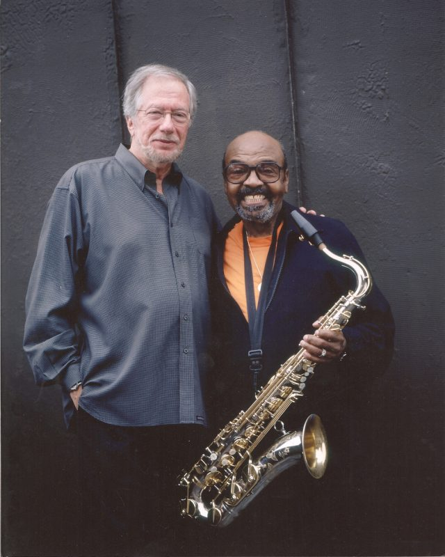 Steve Backer and James Moody