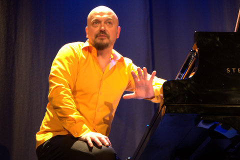 Performance by Bojan Zulfikarpasic at It's All About the Piano event in London