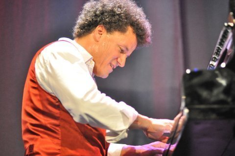 Performance by Jacky Terrasson at It's All About the Piano event in London