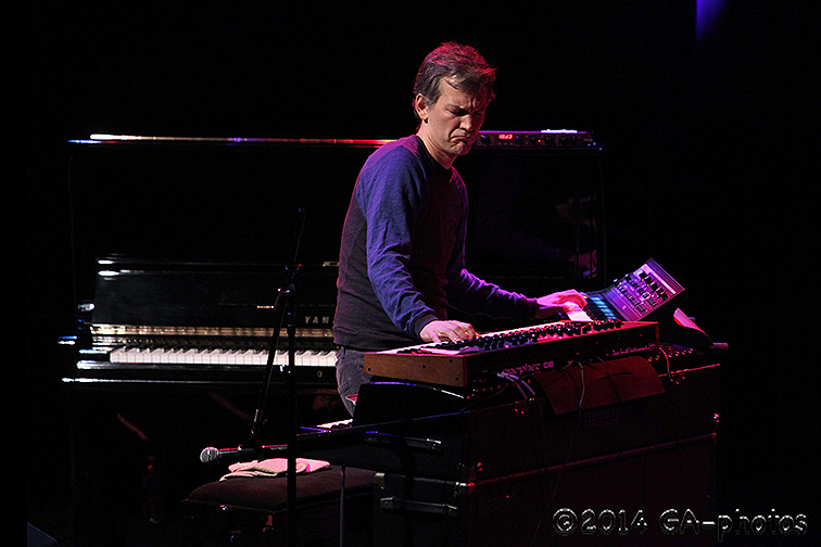 Mehliana (Brad Mehldau & Mark Guiliana) @ Highline Ballroom, NYC, 1/22/14