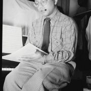 Billy Strayhorn, 1940s image 0