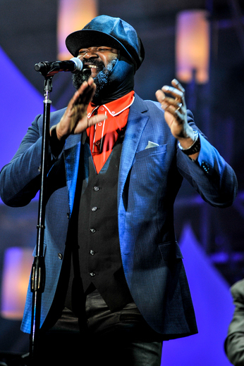 Gregory Porter, International Jazz Day, Osaka, Japan, April 30, 2014